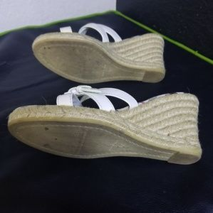 Burberry Shoes - FINAL DROP: Burberry Espadrilles Wedges